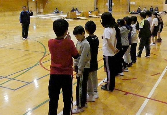 西体操教室